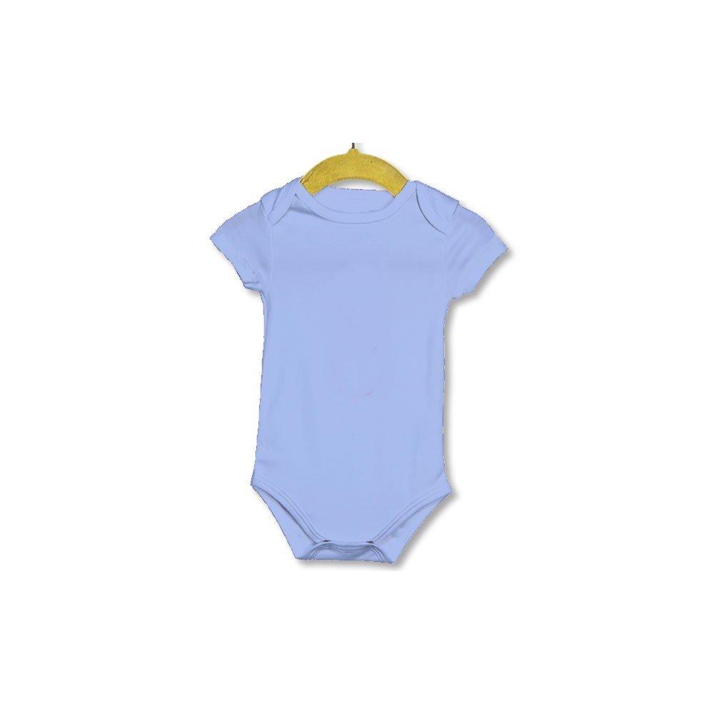 7b6f4f3dc6 Body Infantil Azul Bebê 100% Poliéster - Atacado de Camisetas