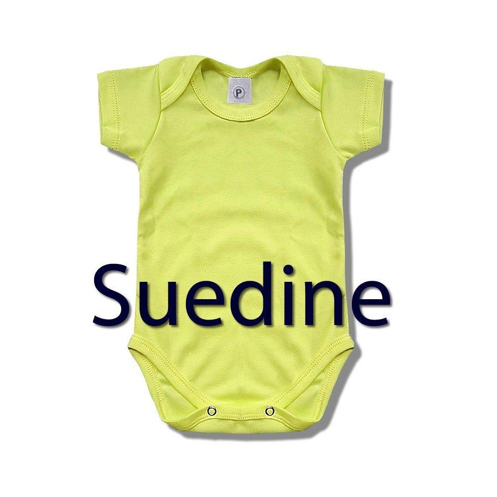 ad78d263e Body Suedine Amarelo Claro 100% Algodão - Atacado de Camisetas
