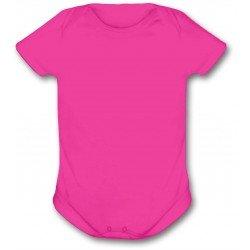 Body Infantil Rosa Pink -...