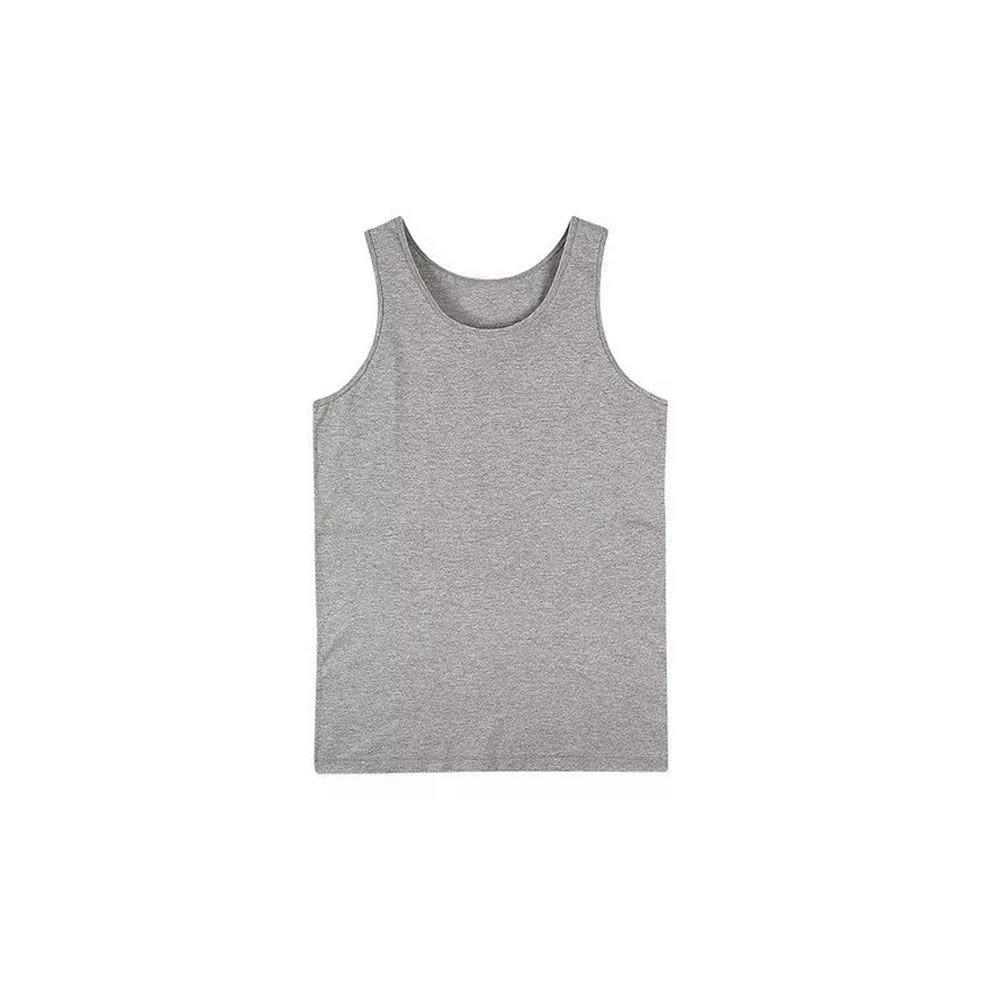 Regata Cinza Lisa 100% Algodão Masculina - Atacado de Camisetas 8881fdaa55c