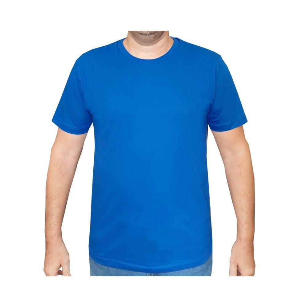 Camiseta lisa infantil 100% algodão - Preta