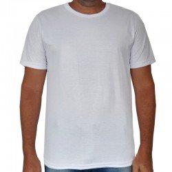 Camiseta Branca Sublimação...