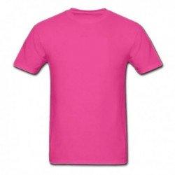 Camiseta Rosa Pink Básica -...