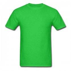 Camiseta Verde com Reforço...