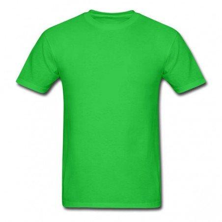 Camiseta 100% algodão babylook feminina Verde