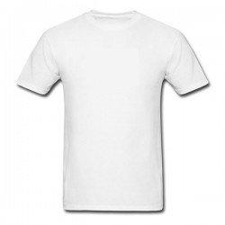Camiseta Branca com Reforço...
